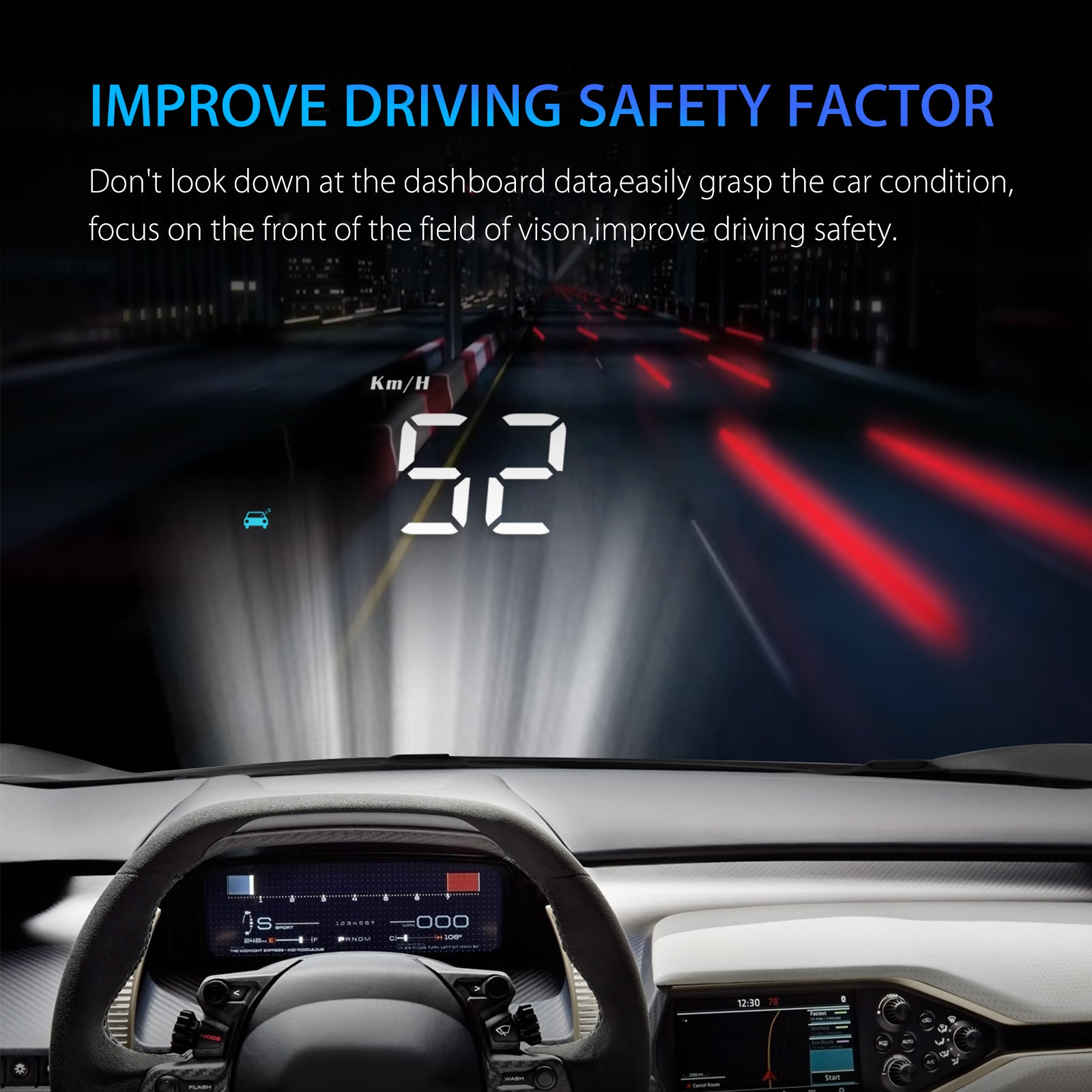 TechAssist - Heads up Display