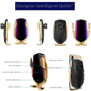 Chargeur intelligent Quitly