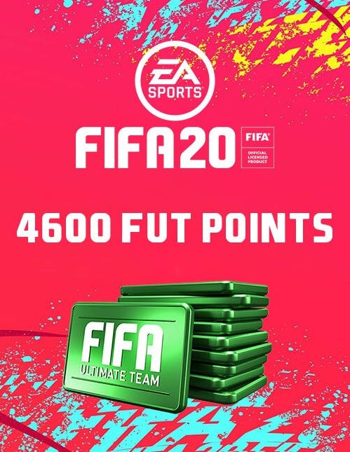 FIFA 20 Ultimate Team - 4600 FIFA Points
