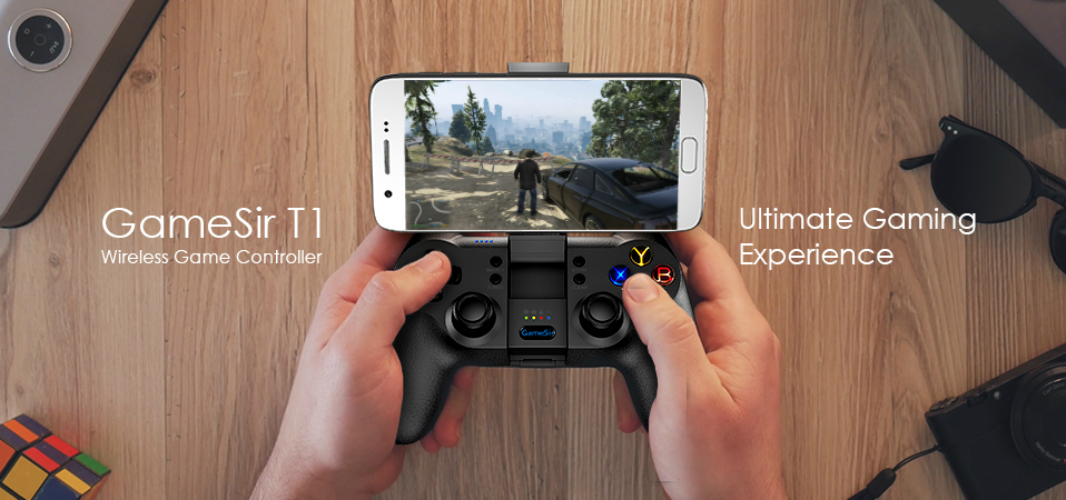 GameSir T1 Bluetooth Controller + Amazon Gutschein Bonus