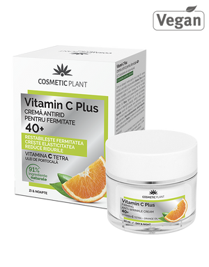 Cremă lifting și luminozitate cu Vitamin C Plus