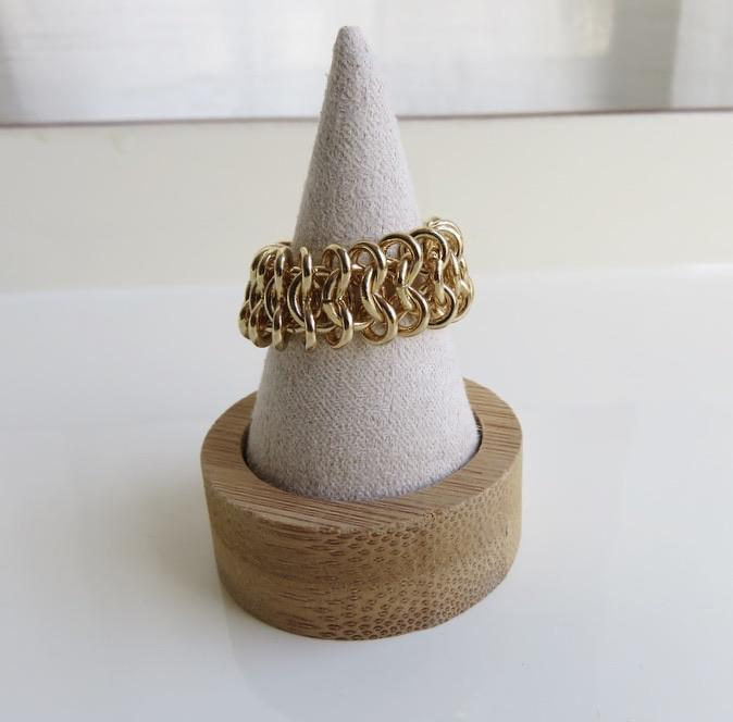 D'oro Chain Ring