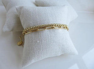 Wheat Diore Bracelet