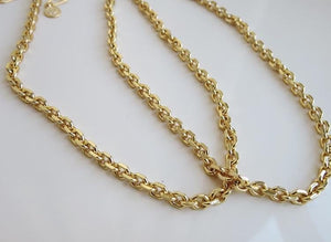 Valencia Chain Necklace