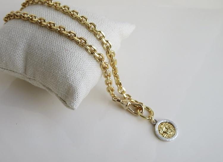 Valencia Coin Necklace