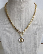 Load image into Gallery viewer, Valencia Coin Necklace