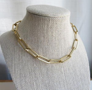 Anderson Chain Necklace