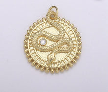 Load image into Gallery viewer, Serpent Pendant