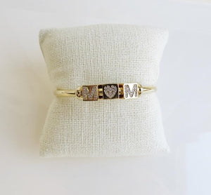 mothers day gifts. mom bangle