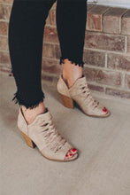Reese Heel,Taupe