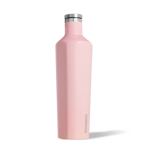 CORKCICLE 16 OZ. CANTEEN, GLOSS ROSE QUARTZ