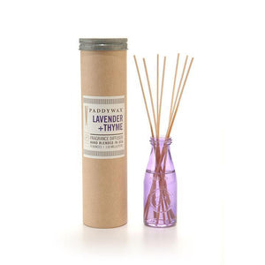 PADDYWAX RELISH JAR DIFFUSER, LAVENDER + THYME