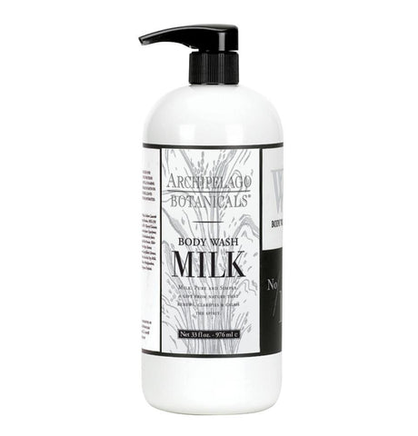 SOY MILK 33 OZ. BODY WASH
