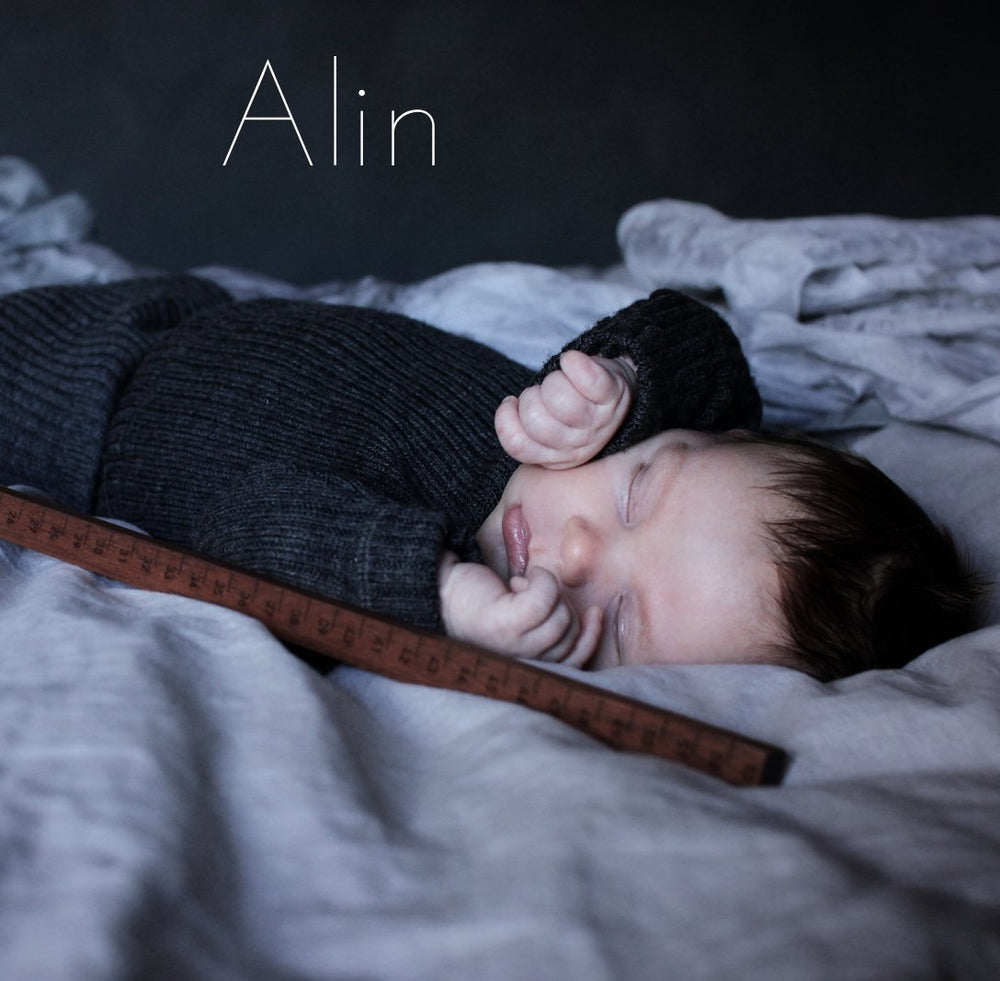 Alin - measuring unit in birth length