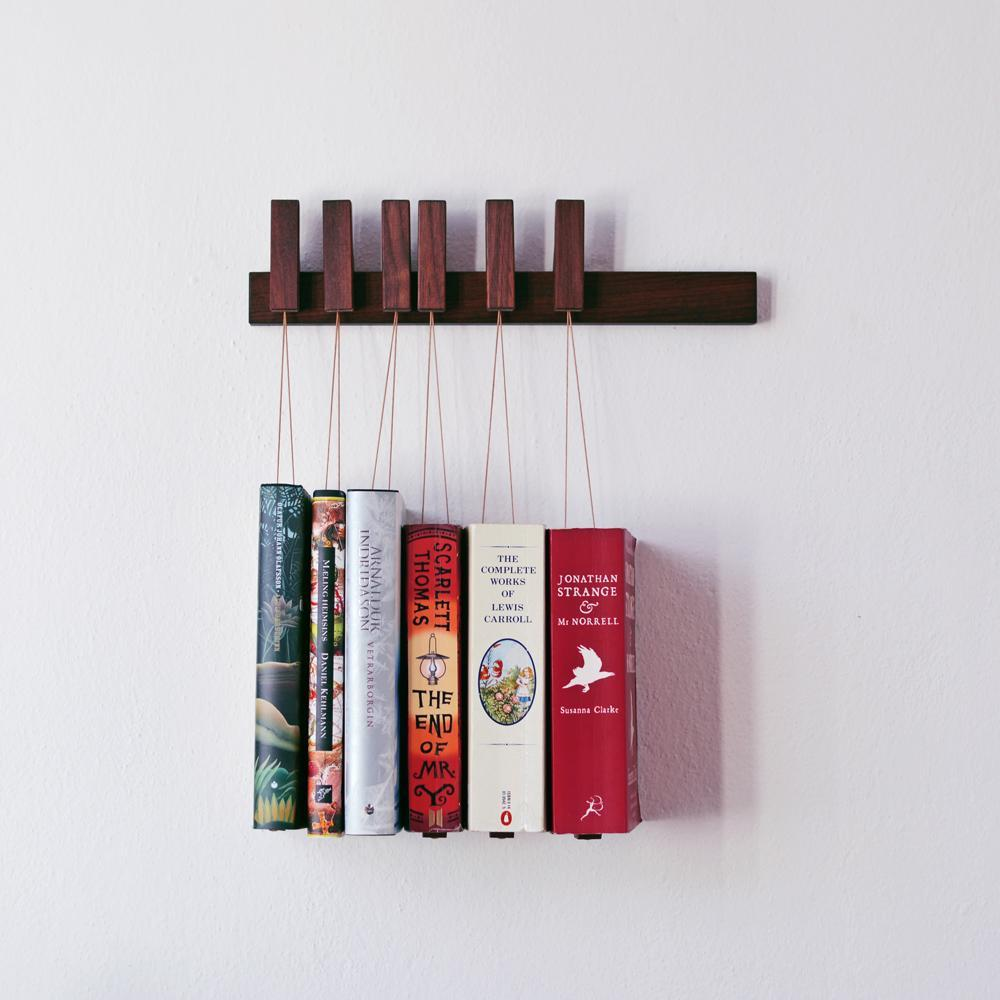 Mini book rack