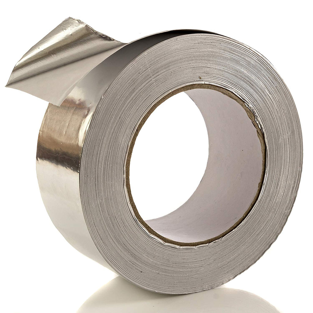 SOOMJ Heat Reflective Tape Foil Tape Good for HVAC, Ducts, Insulation and More