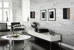 Vintage Rustic Grey White Brick Wallpaper Roll Bedroom Dinning Living room Wall Covering Modern 3D Wall Paper Home Decor