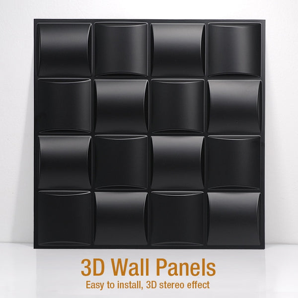 30x30cm 3D Art Wall Panel background wall decor exterior 3D Carving Embossed 3D Wa Pearlescent Colorful Wedding Decor Wallpaper
