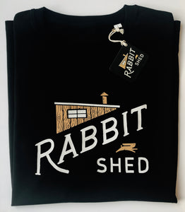 Rabbit Shed - Men's Short Sleeve T Shirt 2 colours