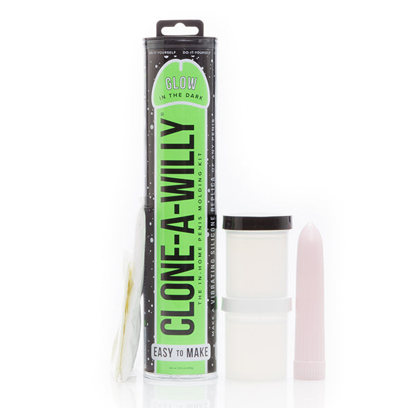 Clone A Willy Kit Glow-in-the-Dark