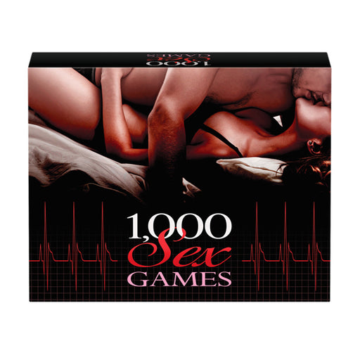 Kheper Games 1000 Sex Games