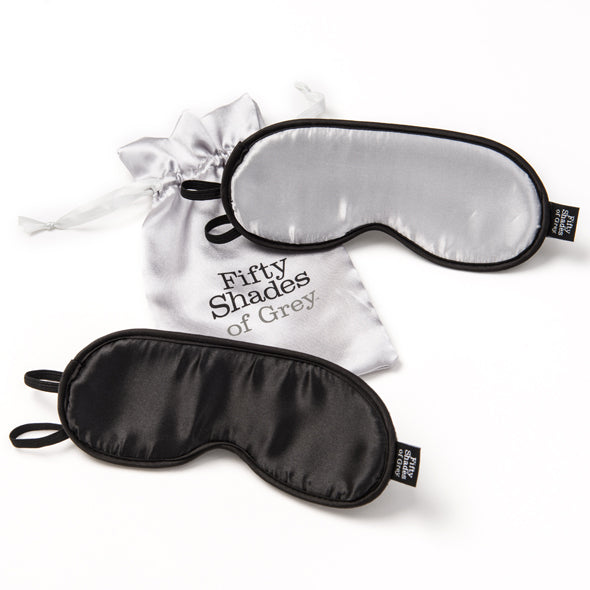 Fifty Shades of Grey Zachte Blinddoek Duopak