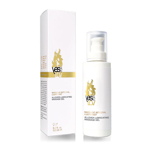 YESforLOV Massage Gel All-Over Lubricating 100 ml
