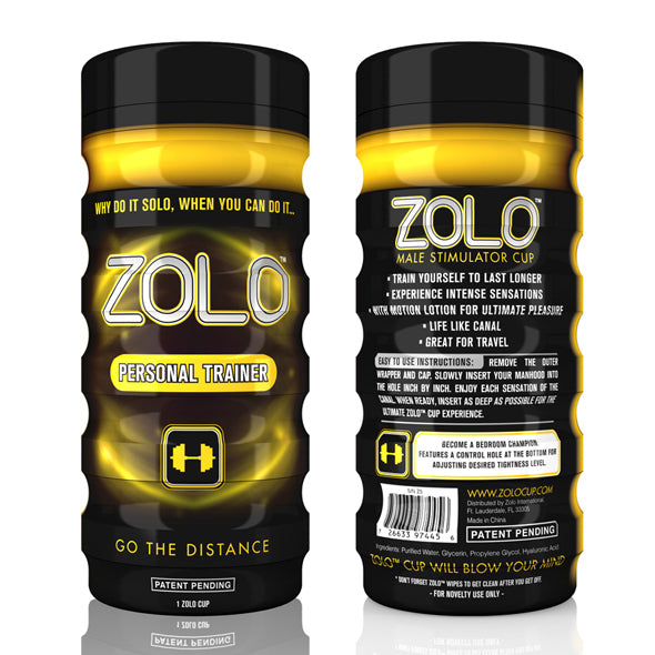 Zolo Cup Personal Trainer
