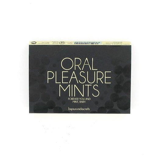 Bijoux Indiscrets Oral Pleasure Mints Pepermunt