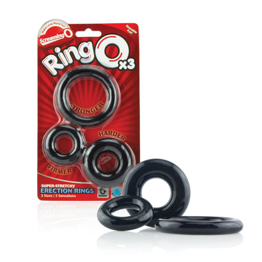The Screaming O RingO 3-Pack