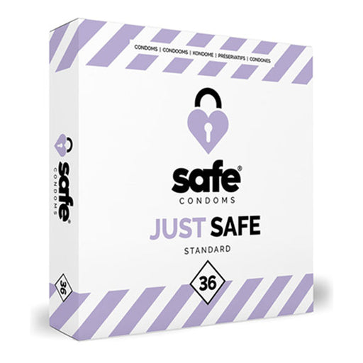 Safe Just Safe Condooms Standard - Erovibes.be