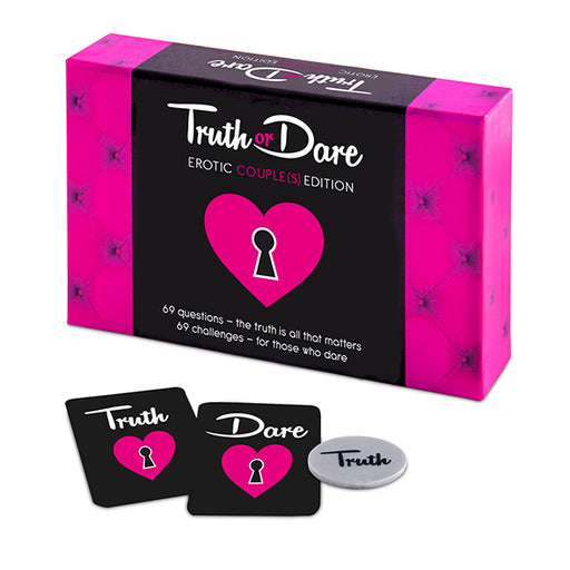 Truth or Dare Erotic Couples Edition EN