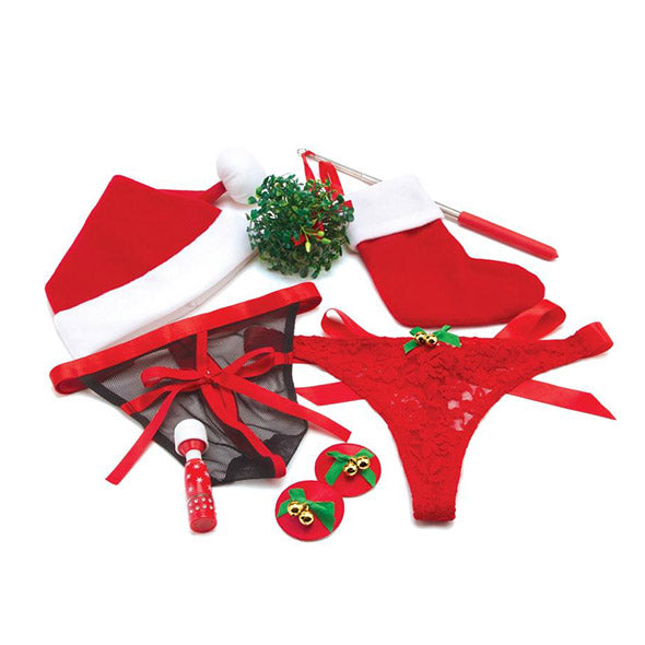 Bodywand Under the Mistletoe Gift Set 8 st.