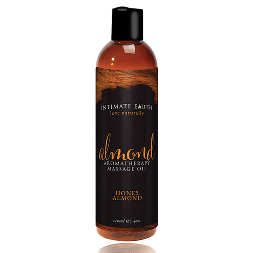 Intimate Earth Massage Olie Amandel 240 ml
