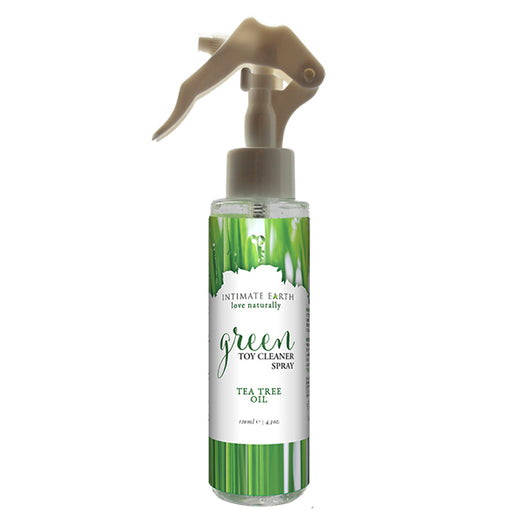 Intimate Earth Groene Thee Toycleaner Spray 125 ml