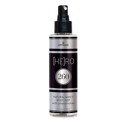 Sensuva HE(RO) 260 Male Pheromone Body Mist 125 ml