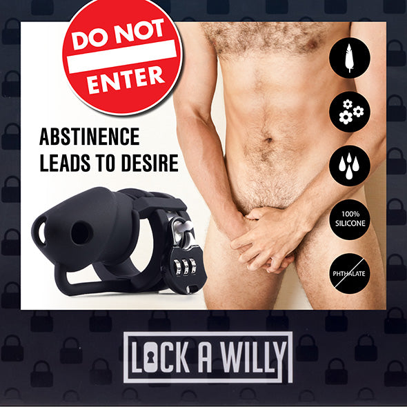 Lock a Willy Peniskooi