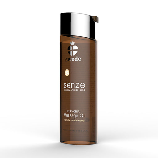 Swede Senze Massage Olie Vanilla Sandalwood 75 ml