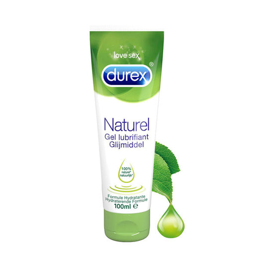 Durex Glijmiddel Naturel 100 ml
