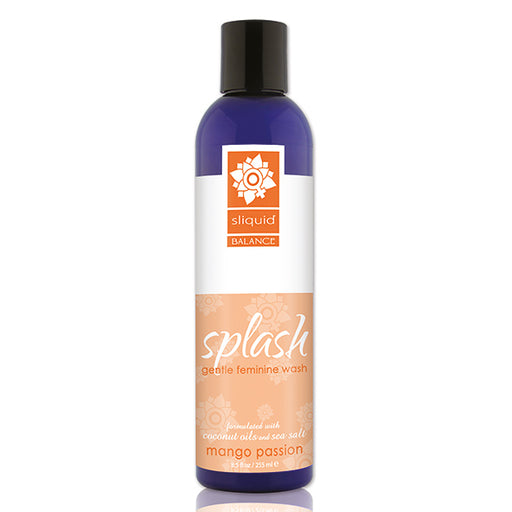 Sliquid Balance Splash Mango Passie 255 ml