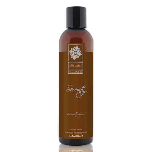Sliquid Balance Massage Serenity 255 ml
