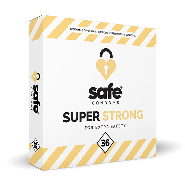 Safe Super Strong Condooms