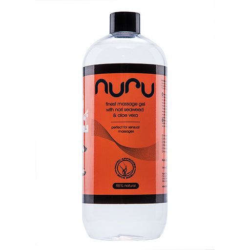 Nuru Massage Gel met Nori Zeewier & Aloe Vera 1000 ml