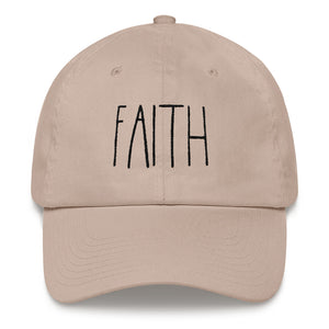 Faith Embroidered Hat
