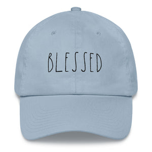 Blessed Embroidered Hat