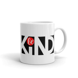 Be Kind Mug, Anti Bullying, Coffee Bar, Coffee Lover Gift, Inspirational Mug