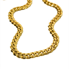 MENS CUBAN CHAIN