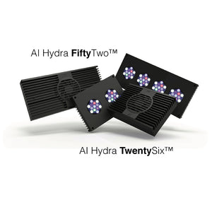 [Aquaillumination] AI HYDRA TwentySix™ | FiftyTwo™ HD