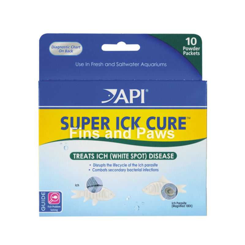 [API] Super Ick Cure Powder for White Spot / Ich Treatment