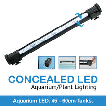 Load image into Gallery viewer, [Aquasyncro] Concealed Aquarium Daylight LED
